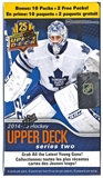 2014/15 Upper Deck Series 2 Hockey 12-Pack Box