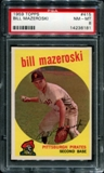 1959 Topps Baseball #415 Bill Mazeroski PSA 8 (NM-MT) *6181