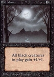 Magic the Gathering Alpha Single Bad Moon UNPLAYED (NM/MT)