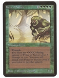 Magic the Gathering Alpha Single Force of Nature UNPLAYED (NM/MT)