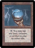 Magic the Gathering Alpha Single Icy Manipulator - SLIGHT PLAY+ (SP+)