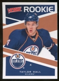 2010/11 Upper Deck Victory #350 Taylor Hall