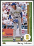 2009 Upper Deck 1989 Design #802 Randy Johnson