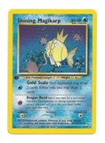Pokemon Neo Revelations 1st Edition Single Shining Magikarp 66/64