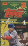 2000 Topps Series 1 Baseball Factory Retail Set