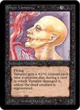 Magic the Gathering Alpha Single Sengir Vampire - SLIGHT PLAY (SP)