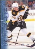 2009/10 Fleer Ultra Ice Medallion #13 David Krejci /100