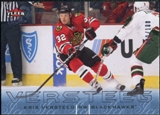 2009/10 Fleer Ultra Ice Medallion #32 Kris Versteeg /100