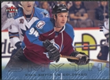 2009/10 Fleer Ultra Ice Medallion #37 Ryan Smyth /100