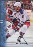 2009/10 Fleer Ultra Ice Medallion #101 Scott Gomez /100