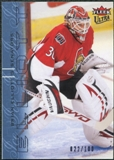 2009/10 Fleer Ultra Ice Medallion #105 Brian Elliott /100