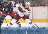 2009/10 Fleer Ultra Ice Medallion #114 Mikkel Boedker /100