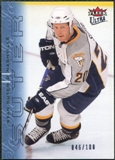 2009/10 Fleer Ultra Ice Medallion #177 Ryan Suter /100