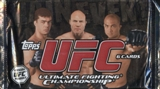 2010 Topps UFC Main Event Retail  24-Pack Lot