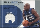 2002/03 Upper Deck All-ACCess Jerseys #ABH Brendan Haywood
