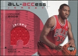 2002/03 Upper Deck All-ACCess Jerseys #ARM Roger Mason