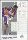 2002/03 Upper Deck SP Game Used #76 Joe Johnson Jersey
