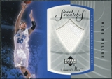 2002/03 Upper Deck Sweet Shot Sweet Swatches #MMS Mike Miller