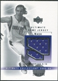 2003/04 Upper Deck Ultimate Collection Jerseys #SN Steve Nash /200