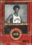 2003/04 Upper Deck Legends Throwback #141 Josh Childress /100
