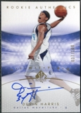 2004/05 Upper Deck SP Authentic Limited #183 Devin Harris Autograph /100