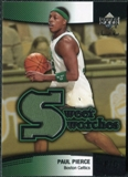 2004/05 Upper Deck Sweet Shot Swatches #PP Paul Pierce