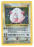 Pokemon Base Set 1 Single Chansey 3/102 - Shadowless