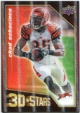 2009 Upper Deck 3D Stars #3D6 Chad Johnson