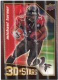 2009 Upper Deck 3D Stars #3D7 Michael Turner