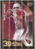 2009 Upper Deck 3D Stars #3D10 Kurt Warner