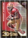2009 Upper Deck 3D Stars #3D32 Michael Crabtree