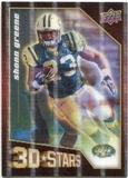 2009 Upper Deck 3D Stars #3D38 Shonn Greene