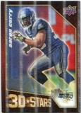 2009 Upper Deck 3D Stars #3D42 Aaron Curry