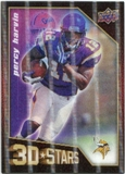 2009 Upper Deck 3D Stars #3D44 Percy Harvin