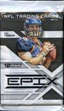 2010 Panini Epix Football Retail 24-Pack Lot