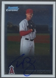 2010 Bowman Chrome Prospects #BCP194B Trevor Reckling Rookie Auto