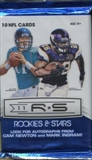2011 Panini Rookies & Stars Football Retail 24-Pack Lot