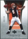 2005 Upper Deck Exquisite Collection #8 Carson Palmer /150