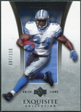 2005 Upper Deck Exquisite Collection #12 Kevin Jones /150