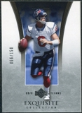 2005 Upper Deck Exquisite Collection #16 David Carr /150