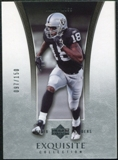 2005 Upper Deck Exquisite Collection #29 Randy Moss /150
