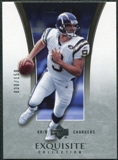 2005 Upper Deck Exquisite Collection #34 Drew Brees /150