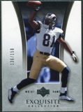2005 Upper Deck Exquisite Collection #39 Torry Holt /150