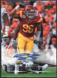 2008 Upper Deck Signature Shots #SS39 Lawrence Jackson Autograph