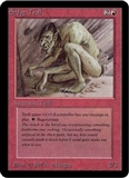 Magic the Gathering Alpha Single Sedge Troll - NEAR MINT (NM)