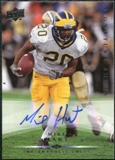 2008 Upper Deck Signature Shots #SS46 Mike Hart Autograph