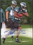 2008 Upper Deck Signature Shots #SS49 Lorenzo Booker Autograph