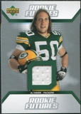 2006 Upper Deck Rookie Futures Jerseys #RFAH A.J. Hawk