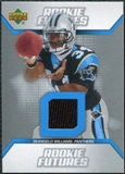 2006 Upper Deck Rookie Futures Jerseys #RFDW DeAngelo Williams