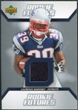2006 Upper Deck Rookie Futures Jerseys #RFLM Laurence Maroney